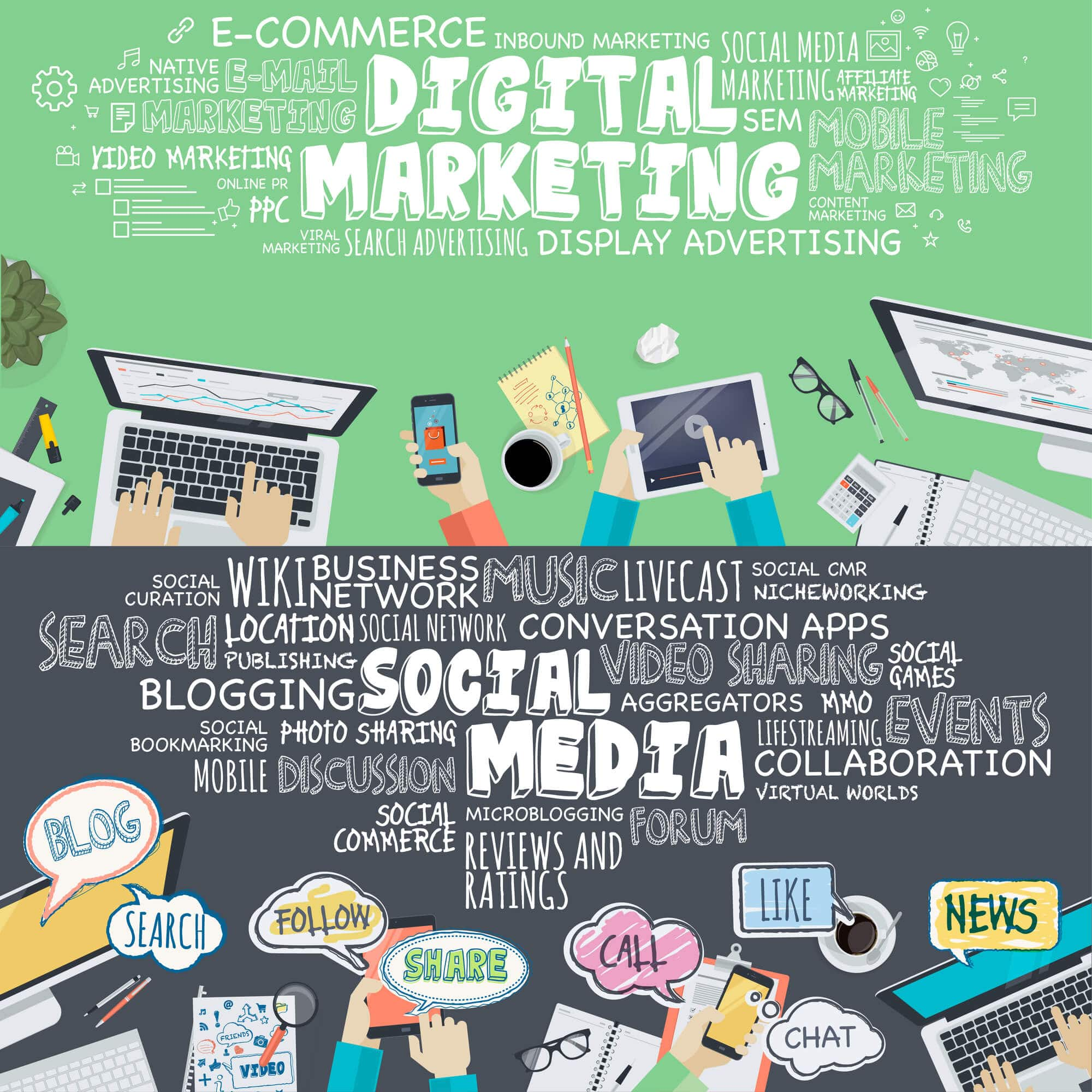 Web Design & Digital Marketing - Big Easy SEO
