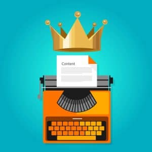 content is king seo optimization