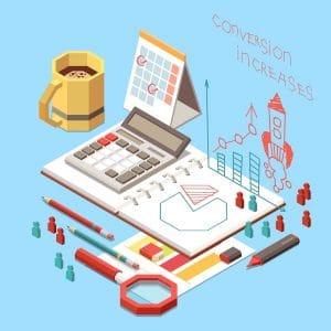 Conversion Rate Optimization Concept - Big Easy SEO