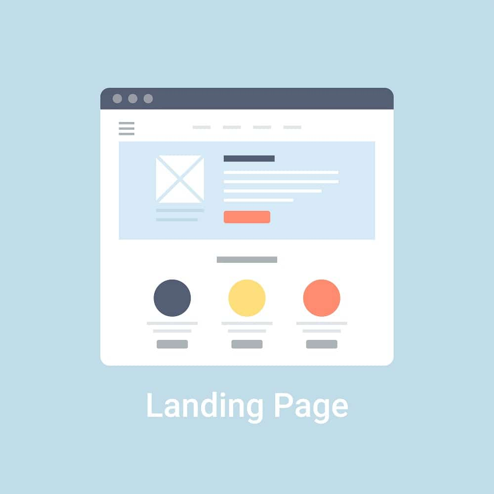 Landing Page Wireframe - Big Easy SEO